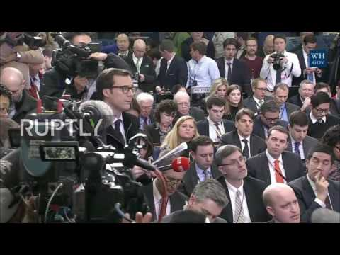 USA: White House Press Sec discusses withdrawal from TTP, cooperation with Russia