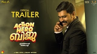 Action Hero Biju Official Trailer HD With Subtitles | Nivin Pauly| Abrid Shine | Latest