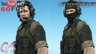 MGS2 Iroquois Pliskin MOD I Metal Gear Solid V: The Phantom Pain