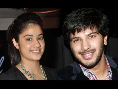Sridevi's Daughter Jhanvi First On Screen Love With Dulquer Salmaan |  K.V Vijayendra Prasad
