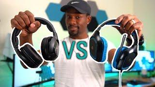 $35 Gaming Headset VS $235 Gaming Headset!