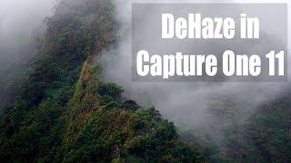 An EASY Way to Achieve DeHaze Effect in Capture One 11 | Capture One Tutorials