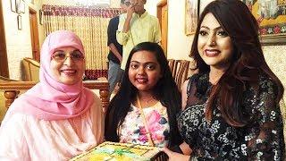 শাবানা বিতর্কিত নিপুনের সাথে কী করছেন !? Shabana Nipun Latest hit showbiz news !