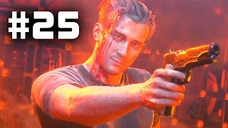 Uncharted 4: A Thief's End Gameplay Walkthrough Part 25 -  A Thief's End