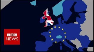 Hard or soft Brexit: What's the difference? - BBC News