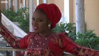 Hirar BBC Hausa da tauraruwar fina-finan Hausa Hannatu Bashir