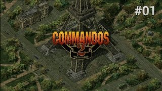 Let's Play Commandos 2 Men of Courage [Episode 1] - Training Mission 1 & 2