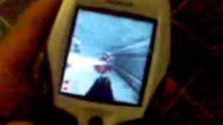 3D GAME NOKIA 6600 s60v2 'Lock n Load'