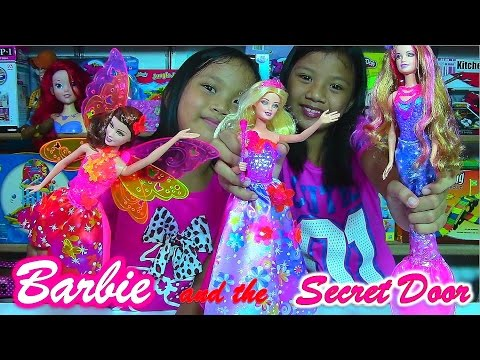 Barbie and the Secret Door Alexa Romy Nori Barbie Doll Collection