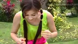 Myanmar Movie Song - Min Ne Ma Chit Tat Lar Pyi - Wit Mone Shwe Yi