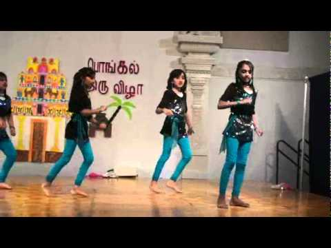 Mazhai Theme Pongal 2012 Dance