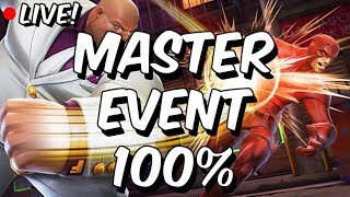 Kingpin & Medusa Master Event 100% Clear - Marvel Contest Of Champions