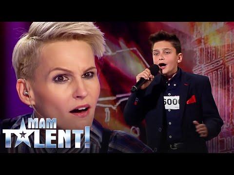 Agnieszka Chylińska oniemiała podczas tego występu Mam Talent