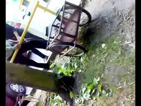 walka o wózek