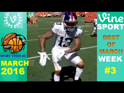 Best Sports Vines 2016 MARCH Week 3 w Title & Song s names
