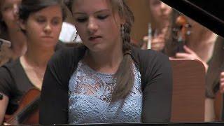 George Gershwin - Rhapsody in Blue, ラプソディ・イン・ブルー Maja Babyszka - piano