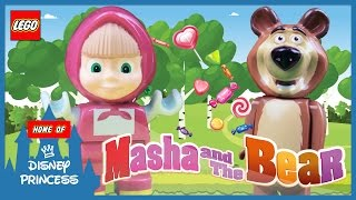 ♥ Masha and the Bear SURPRISE Compilation Mаша и Mедведь 2017 (Golden Fish, Garden of Ice Cream...)