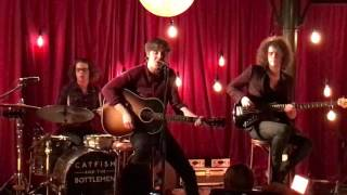 Catfish and the Bottlemen Live NYC Acoustic Twice