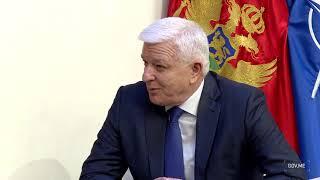2019 02 20 PV Dusko Markovic   ambasadorka Turske Songul Ozan   KADROVI   VIDEO