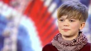 Britain's Got Talent - Ronan Parke's Audition 2011
