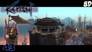 Kenshi Ep 43: Science HQ with a View!