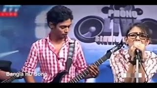 pagol mon mon re mon keno-Heart Touch Song by Marzia Turin Live performance 2017-পাগল মন