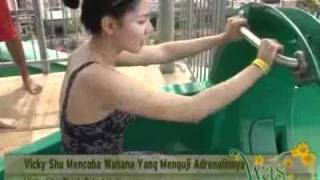 Vicky Shu Pergi Refreshing - cumicumi.com