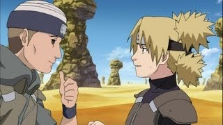 Naruto Shippuden Episode 316 - ナルト-疾風伝 -- Temari's Love Moment & Kabuto's Failures~review~