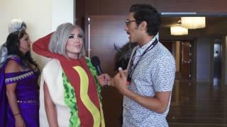 Jessica Nigri (Uncut: Comic-Con 9)