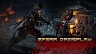 Nioh Beta Demo - That Move Though - Spear Gameplay
