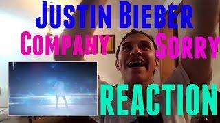 Justin Bieber - Company / Sorry (2016 Billboard Music Awards Reaction) - David Saavedra