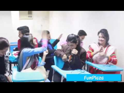 Girls Period Bangla Funny Video (Teacher vs Student)