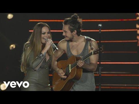 Solange Almeida - Amei Te Ver ft. Tiago Iorc