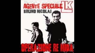 Bruno Nicolai - Gold Glasses/Escape From The Base/Death Of Gold Glasses
