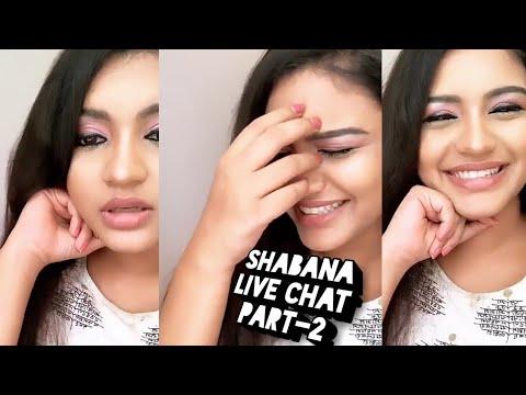 Xxx Mp4 Part 2 Sembaruthi Shabana Parvathi Instagram Live Chat With Fans Shabana Sembaruthi 3gp Sex