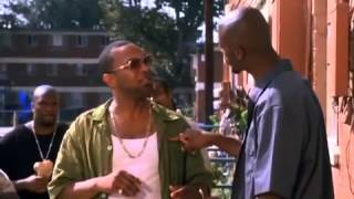 Funniest part of the movie Jenky Promotors (mike epps)
