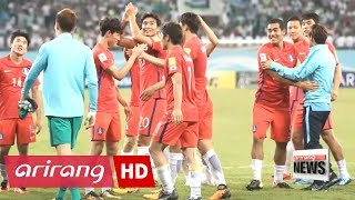 South Korea qualifies for 2018 World Cup following 0-0 draw with Uzbekistan