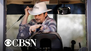 Brad Paisley building free grocery store in Nashville