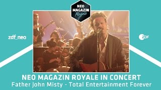 """Father John Misty  - """"Total Entertainment Forever"""" 