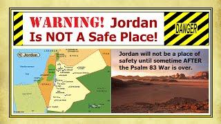 Jordan is Not Safe