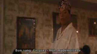 Wesley Snipes, Annabella Sciorra and Queen Latifah in Jungle Fever