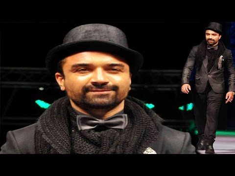 Ajaz Khan's Funky-cum-S**Y Look At Madame Style Week