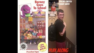 Barney Goes To School Play Along