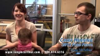 2012 Ford Fiesta Customer Review   Ford Dealership serving Salina, Kansas