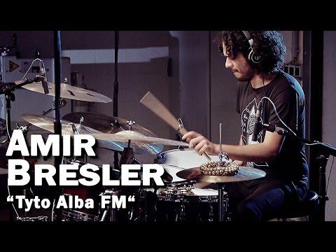 Meinl Cymbals Amir Bresler