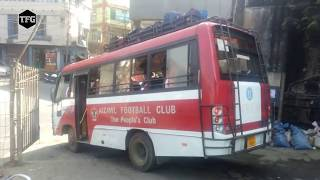 TFG Unplugged: Aizawl FC Leave for Iran to play ACL Playoff