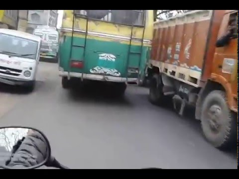 Xxx Mp4 Baharampur More Road Condition Of NH34 SH11 Crossing In Murshidabad 3gp Sex