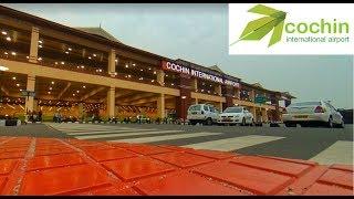 Cochin International Airport List of all International Airlines