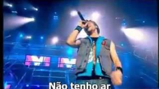 Blue - Breathe Easy Legendado (LIVE)