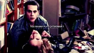 Stiles & Erica [2x07] | I Do Want You To Know I Think You'd Be Good To Me ...